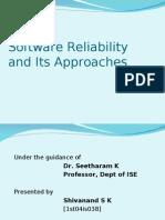 software reliability-shiv