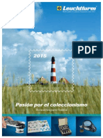 Catálogo de Accesorios Para Filatelia Leuchtturm 2015