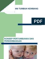 Deteksi Dini Tumbuh Kembang Kpsp