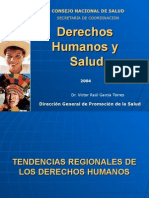 Derechos Humanos y Salud