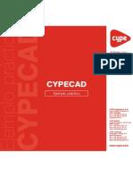 CYPECAD - Ejemplo Práctico