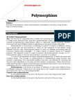 Chapter 6 Polymorphism