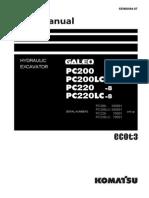 Shop manual PC200 8 (ing)