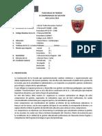 Plan Anual 2014 IIEE-libre