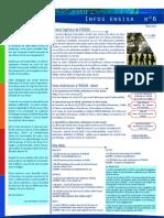 Lettre d'Infos ENSISA n°6