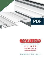 Catalog Profiline Web Mic