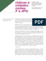 Características e particularidades das extensões PDF
