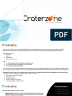 Craterzone Services
