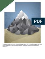 Como Criar Uma Ilustração de Montanha No Illustrator _ Clube Do Design