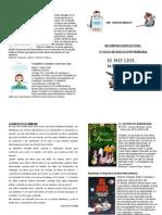Consejos de Lectura 3º Ciclo. 2º Trimestre.