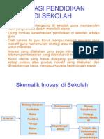 Inovasi Pendidikan Di Sekolah1