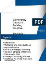 Strategic Plan POWER POINT