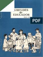 Virtudes Do Educador - Paulo Freire