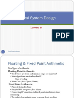 Fixed Point Arithmatic