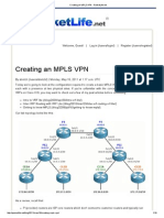 4.3 Creating an MdwaPLS VPN - PacketLife