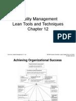 12 Lean Tools & Techniques