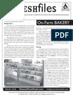 Freshfiles - - On Farm Bakery