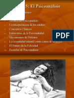 Tema 5. El Psicoanalisis