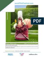 A La Francaise Dossier Pedagogique Myfff 2014