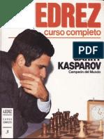 AJEDREZ Curso Completo III - Garry Kasparov