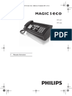 Manuale Del Fax Philips
