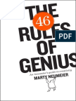Mart Newmeier- The 46 rules of genius.epub