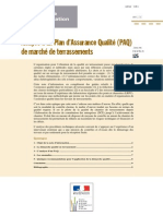 Analyse Paq- Terrassements