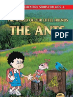 The World of Our Little Friends:The Ants
