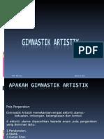 GIMNASTIK ARTISTIK