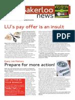 Bakerloo News March 2015