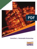 Cement Australia - Company Profile, Technologies, and Services