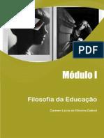 Apostilas de Filosifia Da Educacao (1)