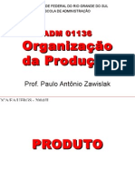 ADM 136 - Intro - Produto