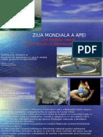 2. Schimbari Climatice Si Serviciile de Alimentare Cu Apa in Mediul Urban - Provocari Si Oportunitati