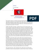 Pirate Crimson Flag History