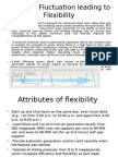 Power Plant Flexiblity