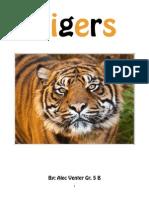 tiger nonfiction