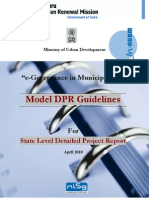 Model DPR Guidelines