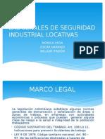 Las Señales de Seguridad Industrial Locativas-V1