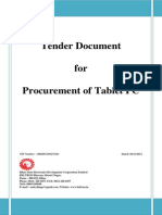 RFP for Procurement of TPC.ver1.11