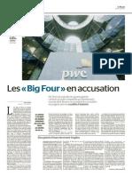 Les Big Four en Accusation
