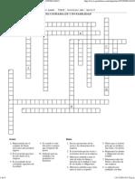 Crucigrama de Contabilidad (Puzzle 20120926181845)