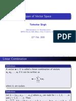 Span Vector