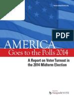 America Goes Polls 2014