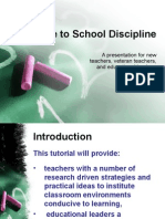 School Discipline Topic 1.ppt