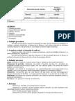 P 10 Procedura Igiena