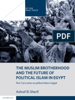 The Muslim Brotherhood and the Future of Political Islam in Egypt