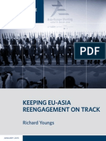 Keeping EU-Asia Reengagement on Track