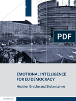 Emotional Intelligence for EU Democracy