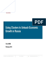 IBSG RE Russia Cluster Analysis